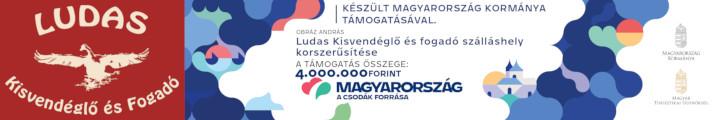 Ludas Kisvendéglő és Fogadó